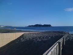 2009年1月2日の江ノ島