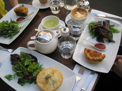Pies aplenty at Single Origin, Surry Hills