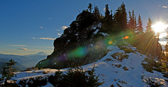 LPT_0299 (Lewis in Washington) Tags: snow hiking creative mountrainier 2008 mountadams scrambling plummerpeak