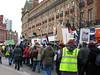 "Sheffield protest against Gaza massacres 3 Jan 09 • <a style=""font-size:0.8em;"" href=""http://www.flickr.com/photos/73632013@N00/3166062321/"" target=""_blank"">View on Flickr</a>"