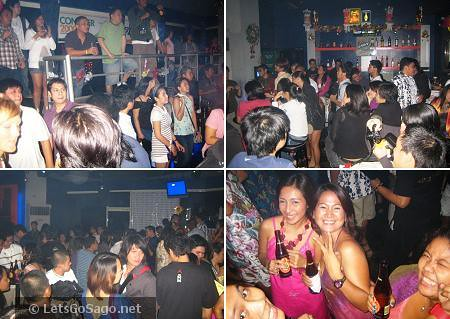 Club Industry, Tomas Morato, Quezon City, Philippines