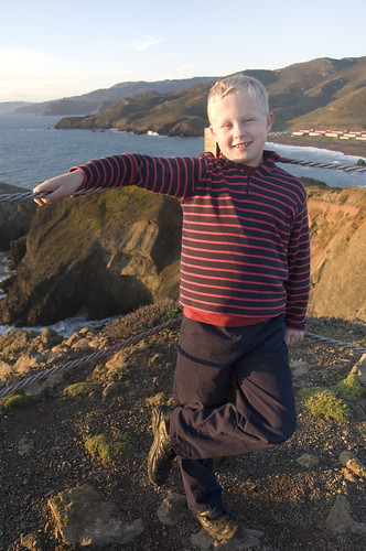 Julian on the Headlands