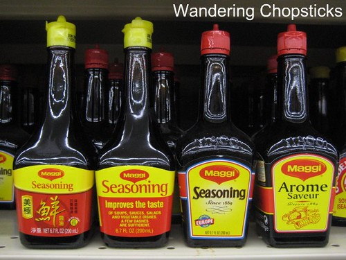Maggi Seasoning Sauce 1