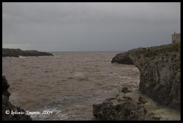 Il mare di Oggi da Santa Caterina a Porto Badisco 3184571379_77a1792a17_o