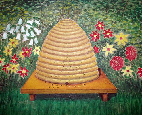 Beehive by Svadilfari, on Flickr