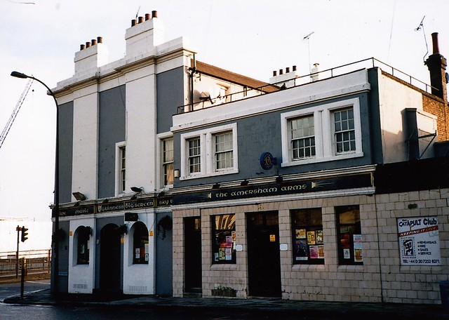 The Amersham Arms, New Cross, SE14