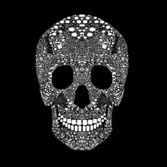 skull (bezembinder) Tags: art skull edition bezembinder