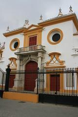 Plaza de Toros de LA REAL MAESTRANZA (erasmunguivan) Tags: españa sevilla spain andalucia plazadetoros maestranza lamaestranza larealmaestranza