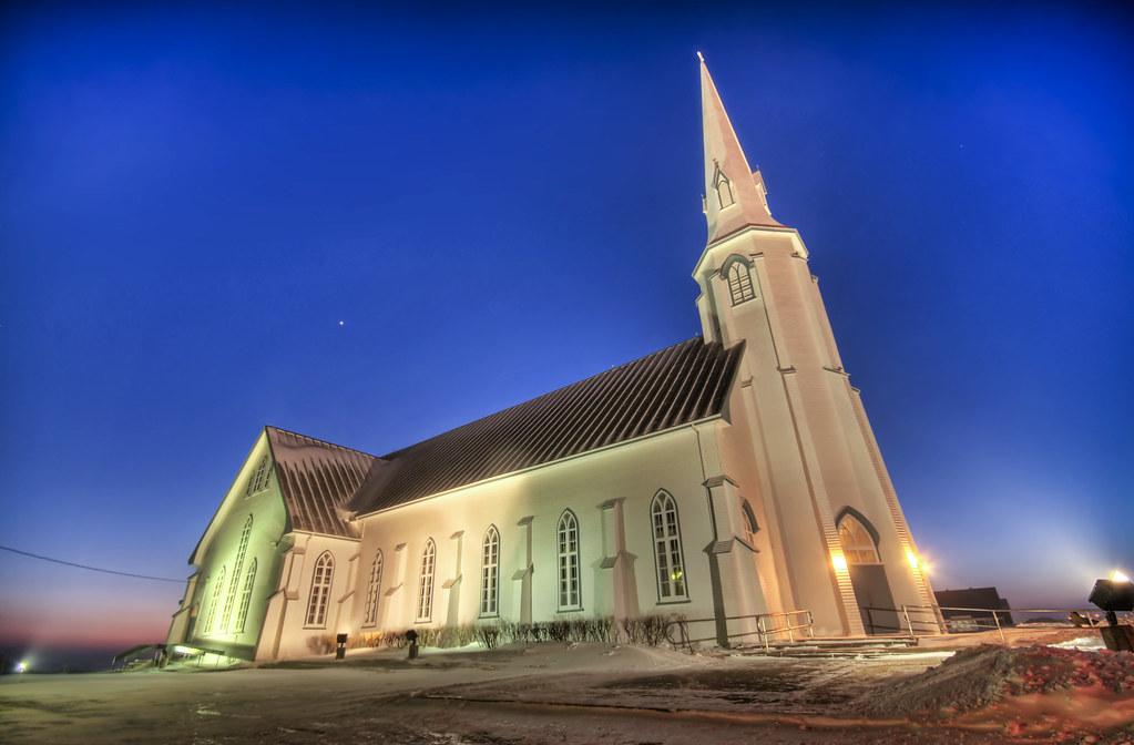 Église Lavernière