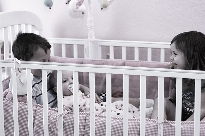 fun in the crib