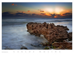 BLOWING ROCKS PRESERVE, FLORIDA (carlosm76) Tags: ocean sea sky water clouds rocks seascapes florida 5d sunrises jupiter canonef1740mmf4lusm digitalphotography southflorida mkii landscapephotography blowingrocks oceanscapes anawesomeshot blowingrockspreserve carlosmolina canon5dmkii carlosm76 carlosmolinaphotography