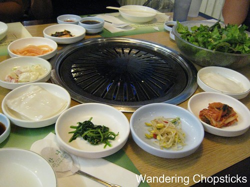 Manna Korean BBQ - Los Angeles (Koreatown) 2