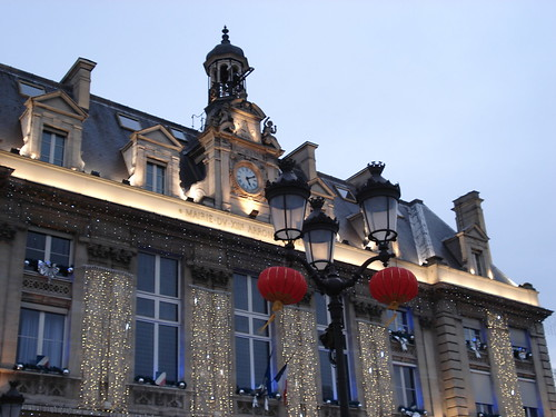 Mairie XIIIeme NewYear