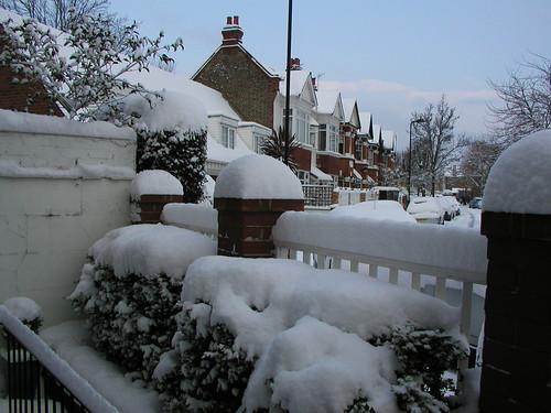 London Snow HY 0109 002
