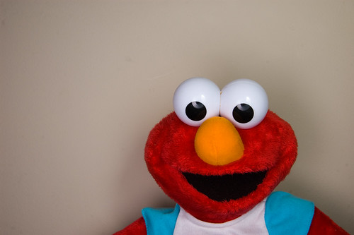 Day45 - Elmo Catchlight