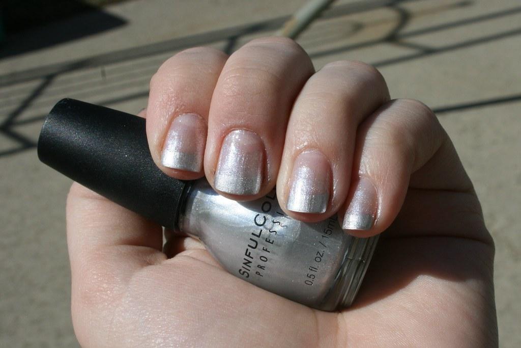 silver fade