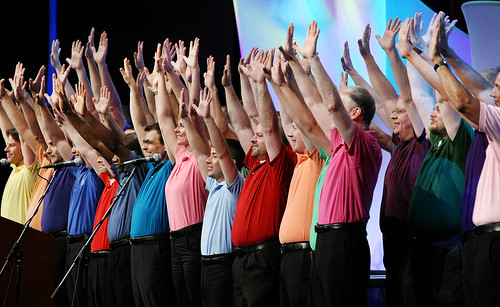 Chicago Gay Men's Chorus at ALA Annual Conference