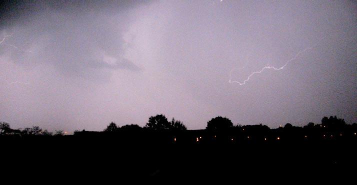 onweer, bliksem