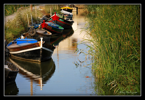 Barcas by Eloy Rodríguez