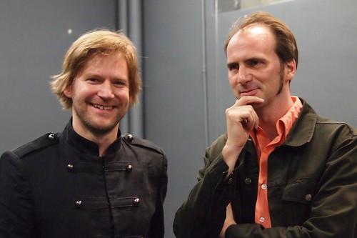 Jeramy Dodds and David O'Meara