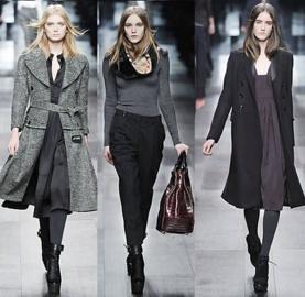 casacos femininos inverno 2011