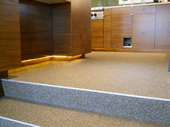 Quartz Carpet Flooring