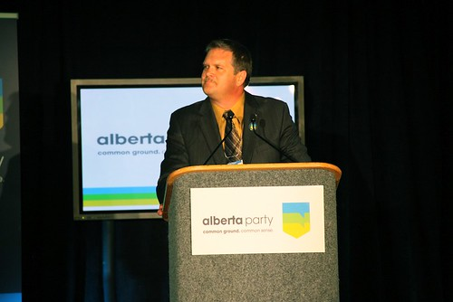 Hinton Mayor Glenn Taylor was selected as leader of the Alberta Party on the first ballot at the May 28, 2011 leadership convention at Edmonton's Shaw Conference Centre.