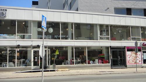 Zakka store near Market square, Turku (20110603)