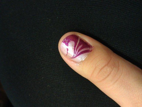 marble nail art-49