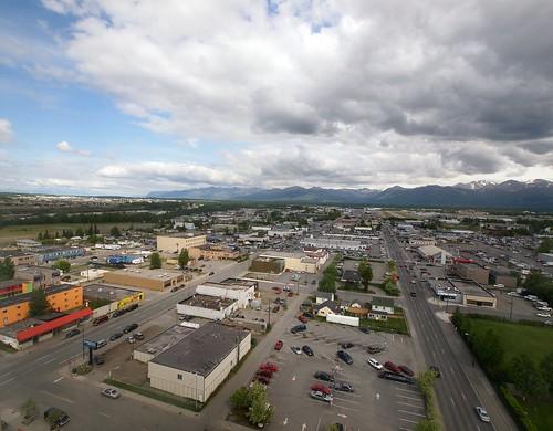 Sheraton Anchorage Hotel & Spa – Anchorage, Alaska