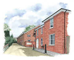 """Maltings Develp. Woodbridge • <a style=""""font-size:0.8em;"""" href=""""http://www.flickr.com/photos/64357681@N04/5866272900/"""" target=""""_blank"""">View on Flickr</a>"""