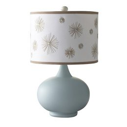 Pinwheel Nursery Lamp