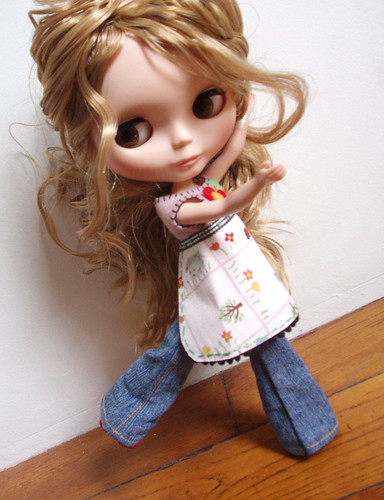 35/365 A Blythe a Day… Molly wears a dress by Adriana Delphino by amloro16.