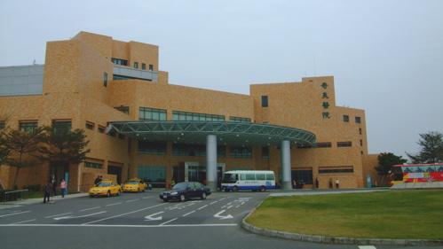 妙手回春的奇美醫院