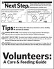 Volunteer Care and Feeding Guide1