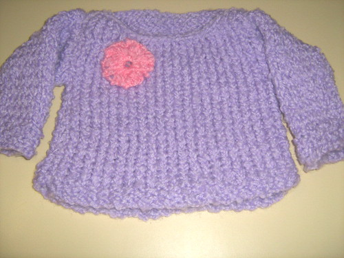 Child's Sweater