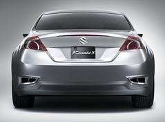 Suzuki Kizashi 3 Concept 1
