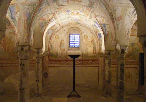 Cripta degli Affreschi by orsorama