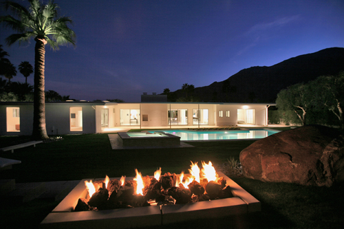 Luxury Vacation Rental in Palm Springs