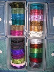 colección de pulseras