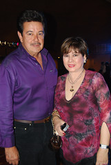 EDDIE GUTIERREZ & ANNABELLE RAMA (photo by VER PAULINO)