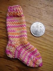 Wee Sock - Spring Swap 2