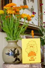 Sweetheart (bunbunlife) Tags: flowers card gift kawaii sweetheart greeting