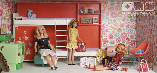 Cindy Whiteside Barbie Dioramas