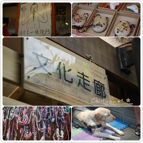 【遊記】探險金采風04金山老街_文化走廊