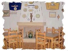 Comedor Restaurante (lasmoyas) Tags: restaurante chimenea comedor