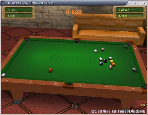 descargar juego de billar para pc gratis en espanol 3d