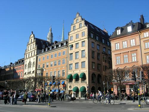 Kornhamnstorg, Stockholm