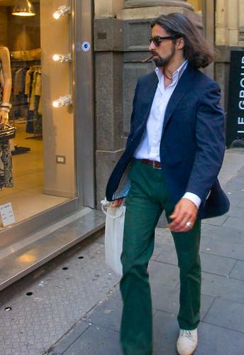 Street Fashion, Rome