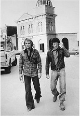 Dave and Paul at Fox Studios (hutchgirl72) Tags: davidsoul paulmichaelglaser starksyhutch